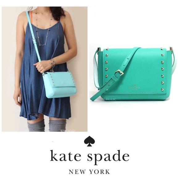 kate spade Handbags - *HOST PICK* Kate Spade Leather Crossbody, new!